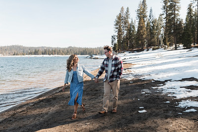 Alexandria Vail Photography Shaver Lake Engagement Session 009