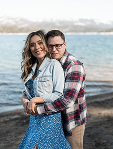 Alexandria Vail Photography Shaver Lake Engagement Session 006