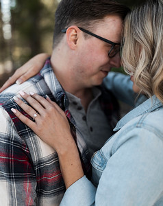 Alexandria Vail Photography Shaver Lake Engagement Session 003