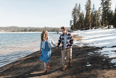 Alexandria Vail Photography Shaver Lake Engagement Session 010