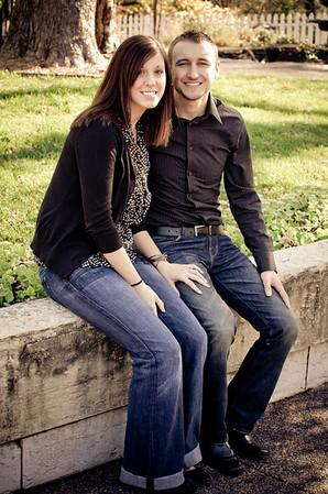 Ashley and Jamison Engagement