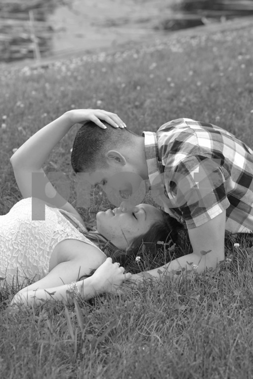 Ashley & David's Engagement Pics.