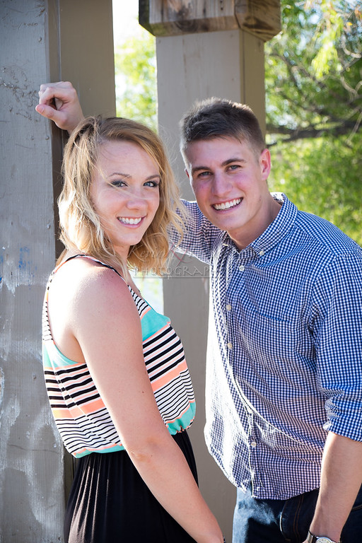 Bailey Bell & Kale Thaxton Proposal~6/20/15