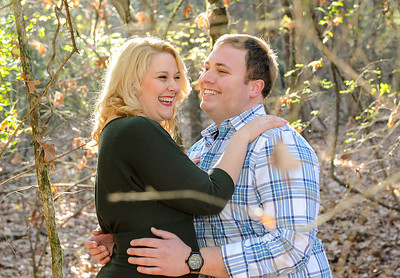 Bailey Hall + Cameron Grady- Engagement