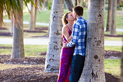 Ben and Melissa South Beach Engagement photos-135