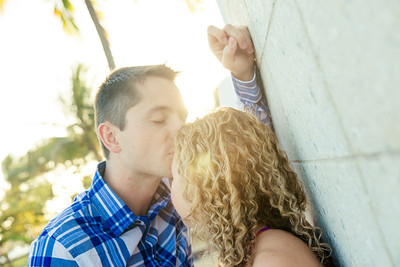 Ben and Melissa South Beach Engagement photos-168