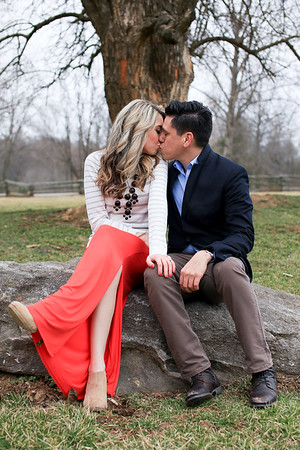 Engagement Photos - Croft