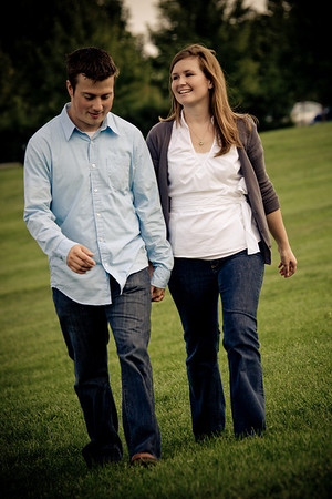 Brad and Ashley Engagement