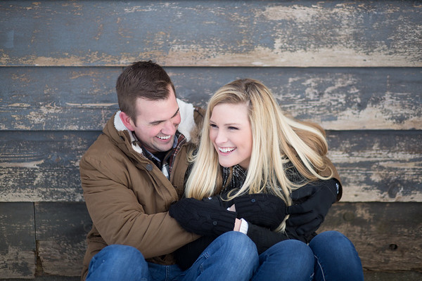 Brianna and Andy's Engagement