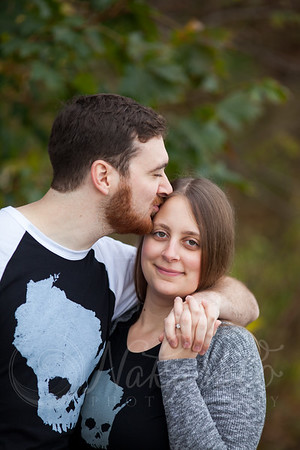 Britni & Tony {engagement session}