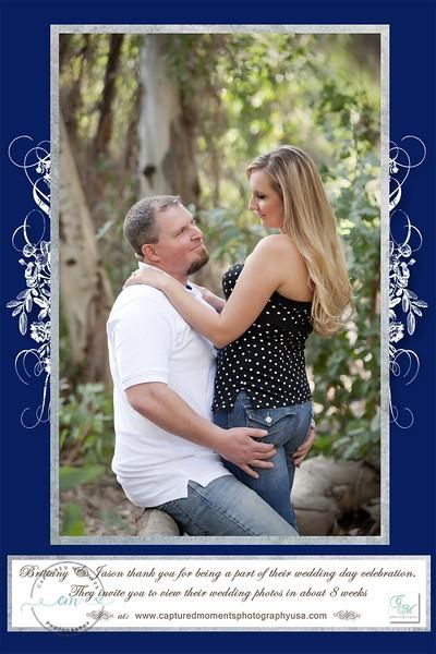 Brittany & Jason - Photo Cards 1