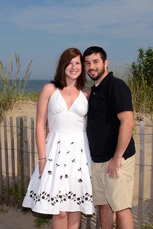 Brittany & Michael's Engagement Portraits Aug. 21, 2013