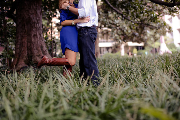 Brock and Brittany's Engagement Photos