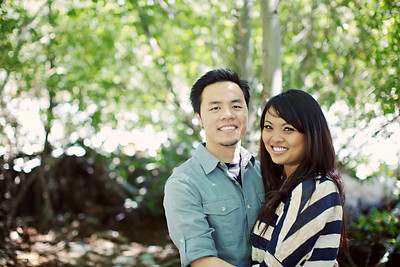 Bronny+Andrew Engagement