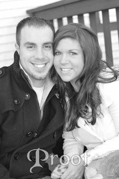 Brook & Kyle's Engagement Pics.
