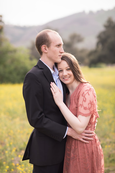 Caitlin & Andrew Engagement Shoot!