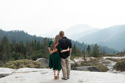 Alexandria Vail Photography Sequoias Engagement C M017