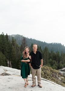 Alexandria Vail Photography Sequoias Engagement C M011