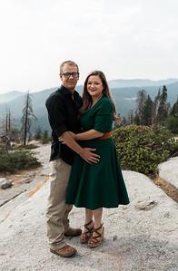 Alexandria Vail Photography Sequoias Engagement C M002