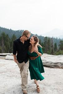 Alexandria Vail Photography Sequoias Engagement C M027