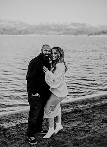 Alexandria Vail Photography Shaver Lake Engagement Session CJBW005
