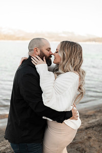 Alexandria Vail Photography Shaver Lake Engagement Session  C J 012