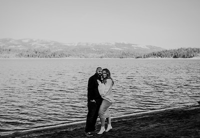 Alexandria Vail Photography Shaver Lake Engagement Session CJBW007
