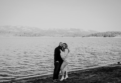 Alexandria Vail Photography Shaver Lake Engagement Session CJBW008