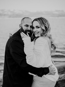 Alexandria Vail Photography Shaver Lake Engagement Session CJBW014