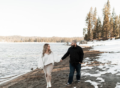 Alexandria Vail Photography Shaver Lake Engagement Session  C J 001