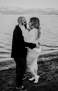 Alexandria Vail Photography Shaver Lake Engagement Session CJBW010
