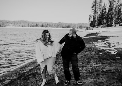 Alexandria Vail Photography Shaver Lake Engagement Session CJBW004