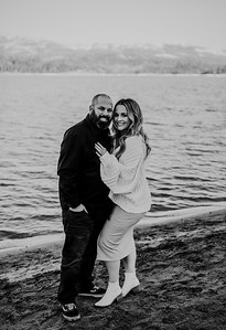 Alexandria Vail Photography Shaver Lake Engagement Session CJBW006