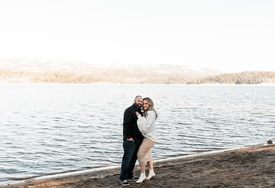 Alexandria Vail Photography Shaver Lake Engagement Session  C J 008