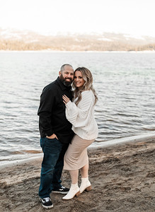 Alexandria Vail Photography Shaver Lake Engagement Session  C J 005