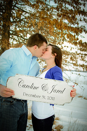 Caroline & Jared- Engagement
