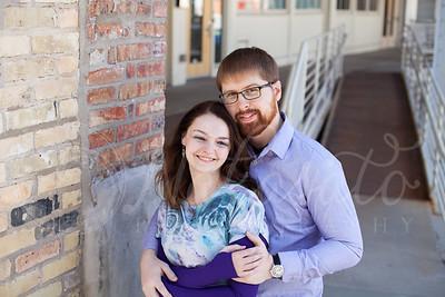 Celesta & Ryan {engagement session}
