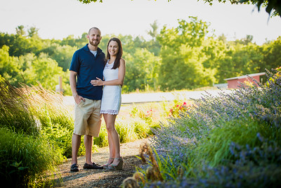 Chalsee engagement session