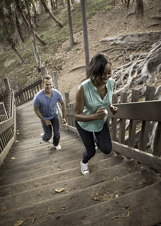 Chanelle and Matt Engagement