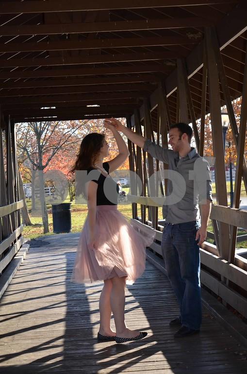 Chloe and Jon's Engagement Photo's