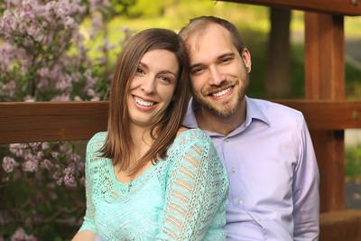 Christa & Jonathan Engagement