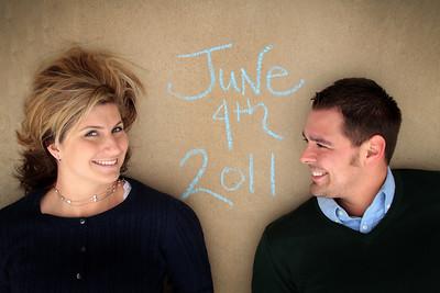 Christina & Jeremy- Engagement- Fall 2010