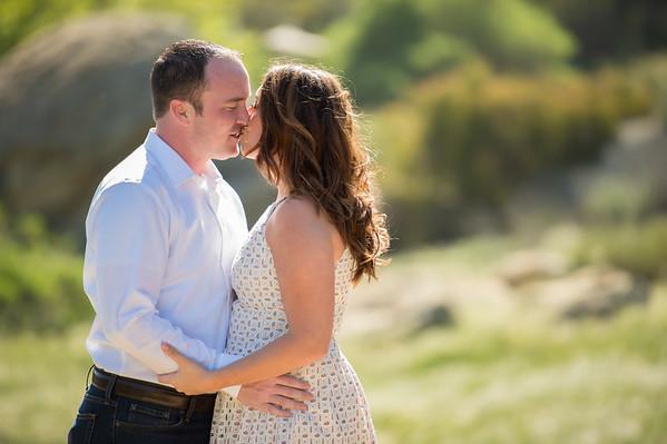 Christine & Fredrick's Laguna Beach Engagement Session!