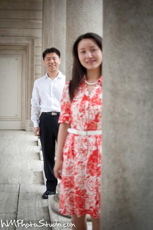 ChunHui & TingTing Engagement