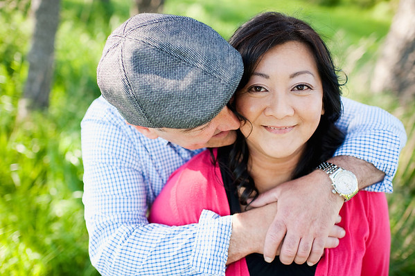 Cindy & Claude | Engaged