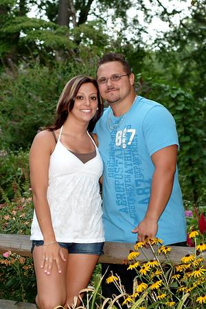Collison - Townsend Engagement Photos