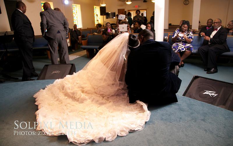 Dana and Charmeika's Wedding