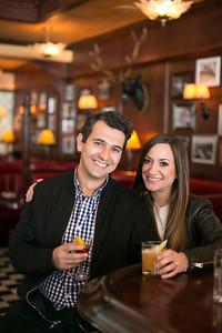Dana and Daniel Engagements
