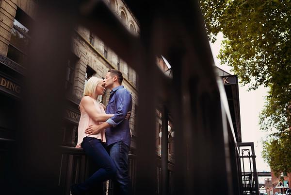 Dani & Jeremy Engagement 2015