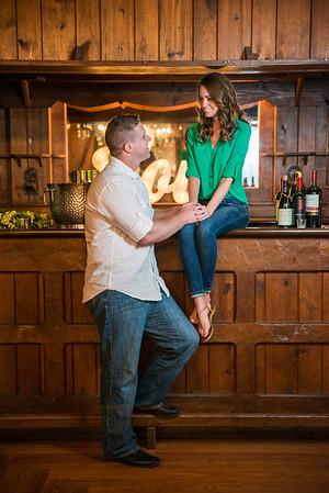 Danielle + Matt Engagement